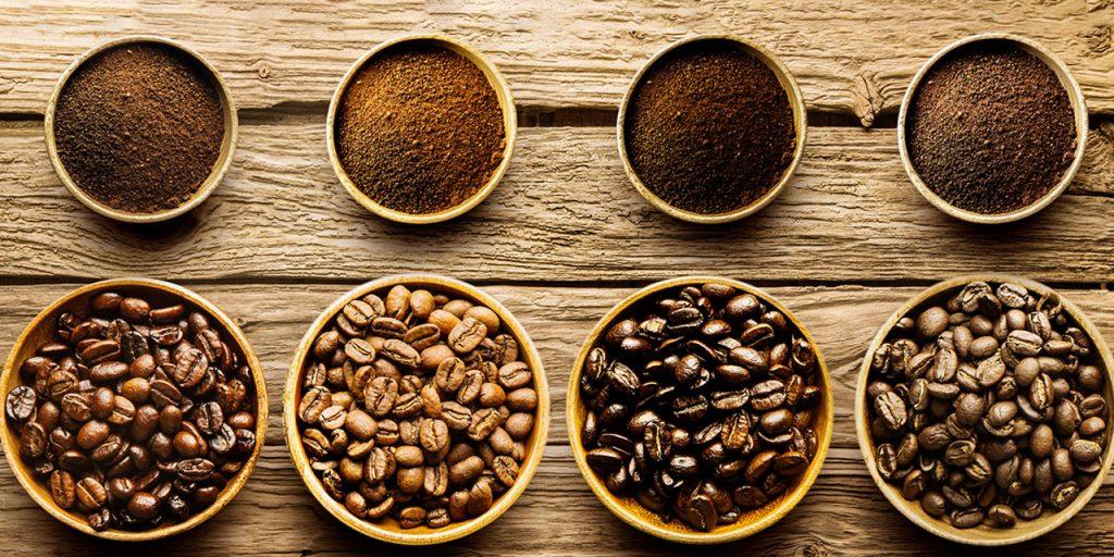 varietà di caffè