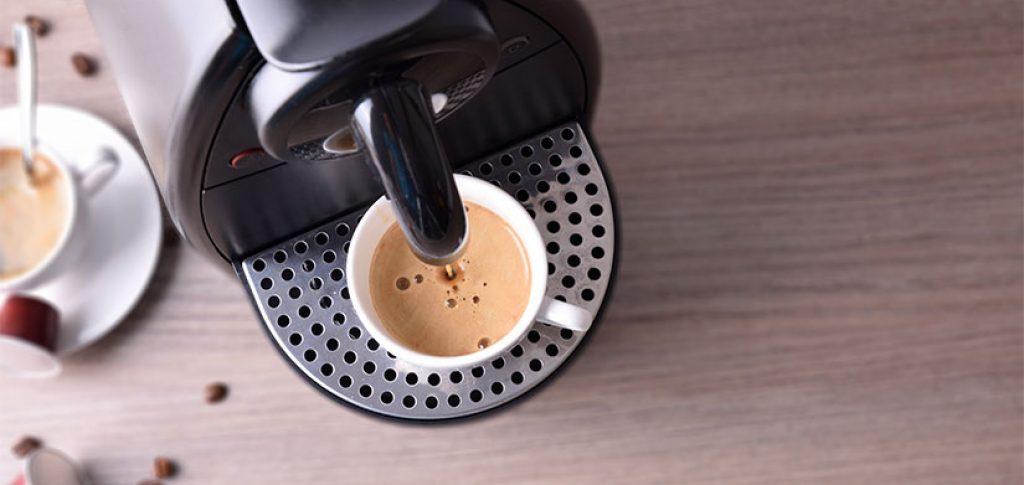 Manutenzione della macchina del caffè